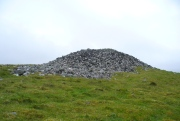 Fiscary 2 Cairn, looking SE